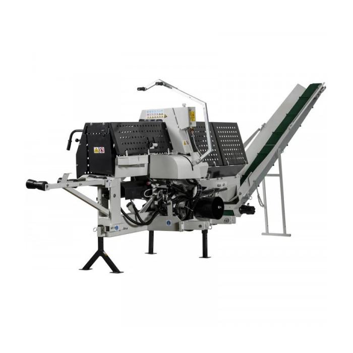Машина за рязане и цепене на дърва LUMAG SSA 400Z / PTO