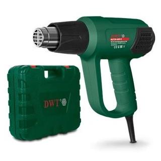 Пистолет за горещ въздух DWT HLP 20-600 K BMC / 2.0kW