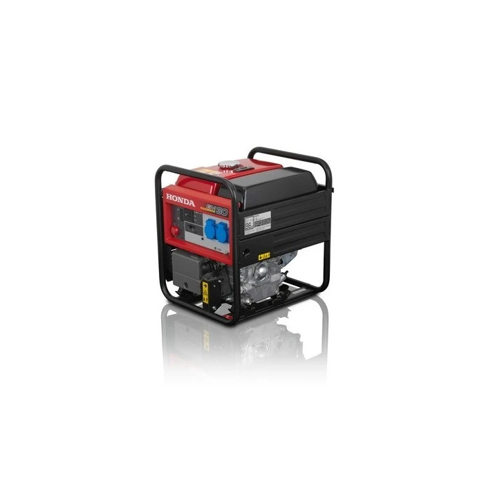 Бензинов генератор Honda EG4500CL-G 6 к.с.