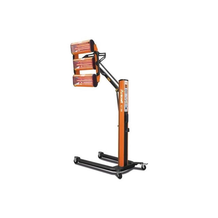 Инфрачервена лампа ILT 3W UNICRAFT