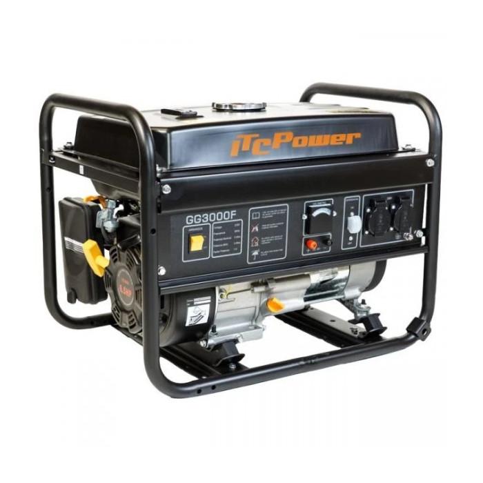 Бензинов монофазен генератор Hyundai GG 5000 F
