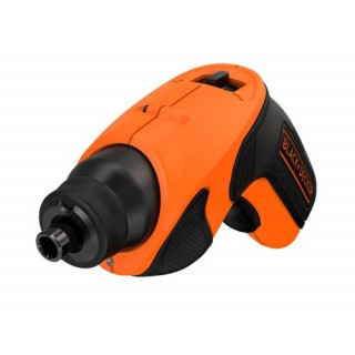 Акумулаторна отвертка BLACK&DECKER CS3651LC 3,6 V