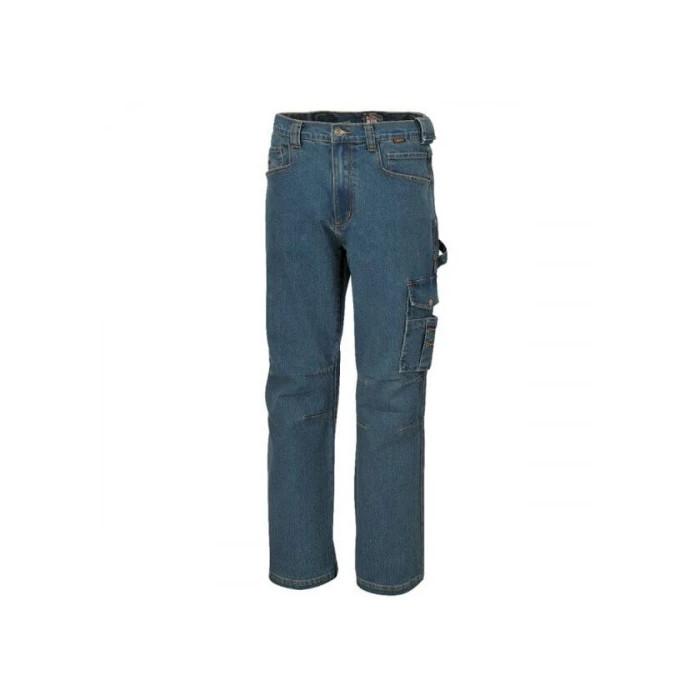 Работни джинси от еластичен плат 7525 Beta Tools