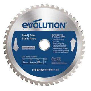 Диск за рязане на стомана Evolution EVOBLADE230 TCT 230мм