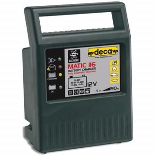 Зарядно устройство за акумулатор Deca Matic 116