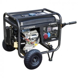 Мотогенератор Hyundai HY10000 LEK - 7.5 kW