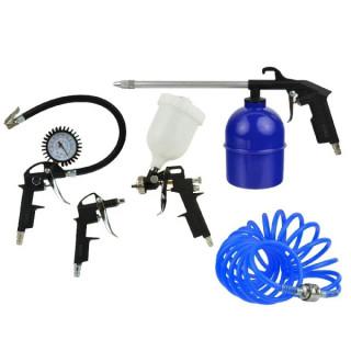 Комплект пневматични инструменти GEKO 01100