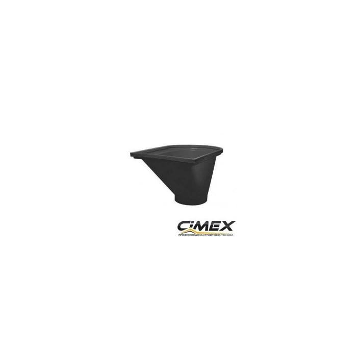 Начален улей за строителни отпадъци CIMEX CHUTE1