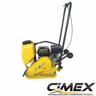 Виброплоча с преден ход CIMEX CP60 - 10 kN