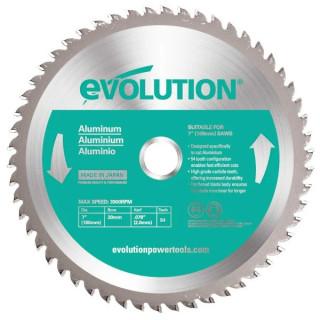 Диск за рязане на алуминий EVOLUTION 180 mm