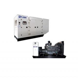 Дизелов генератор KJ POWER KJS-800