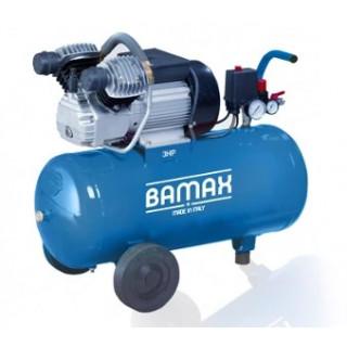 Компресор 50 л. двуцилиндров V- образен BAMAX