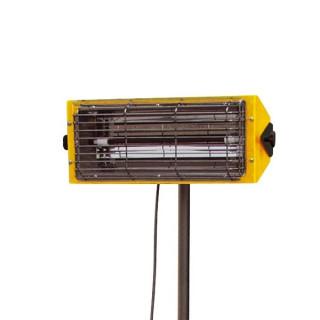 Инфрачервен електрически отоплител MASTER HALL 1500, 1.5kW