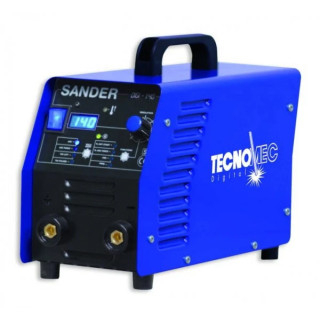 Инверторен eлектрожен TECNOMEC SANDER 140/DIGI 140 А