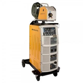 Пулсов MIG/MAG заваръчен апарат Varstroj WB-P500L (W) 3x400 V
