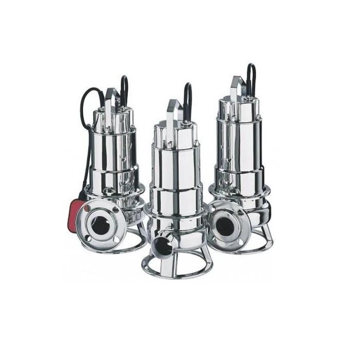 Дренажна помпа DW 200, EBARA, Q: 6 – 48 m³/h, 100 – 800 l / min