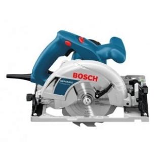 Ръчен циркуляр Bosch GKS 55+GCE