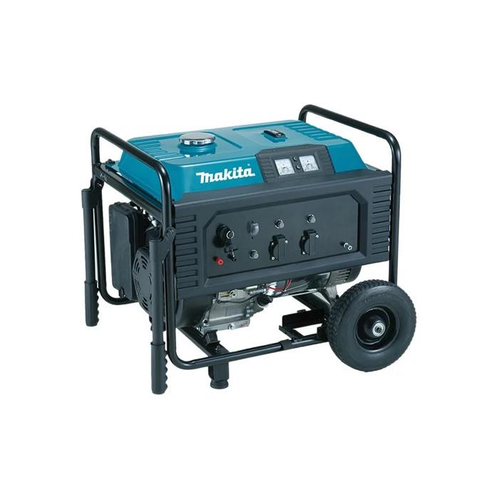 Бензинов монофазен генератор Makita EG4550A
