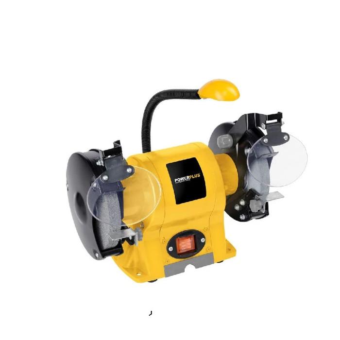 Шмиргел POWER PLUS POWX1230 / 350W, 150mm