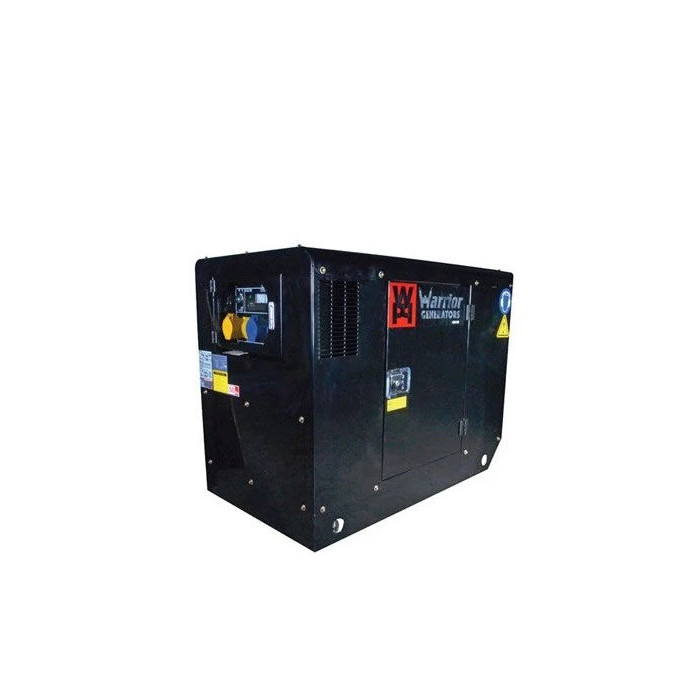 Безшумен дизелов генератор CHAMPION Warrior 11000 W LDG12S-EU