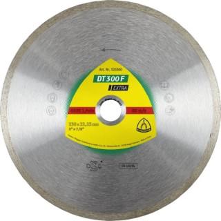 Диамантен диск за рязане KLINGSPOR DT300F Extra 230X1,9X22,23