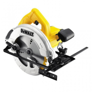 Циркуляр ръчен DeWALT DWE560 - ф 184 мм / 20 мм