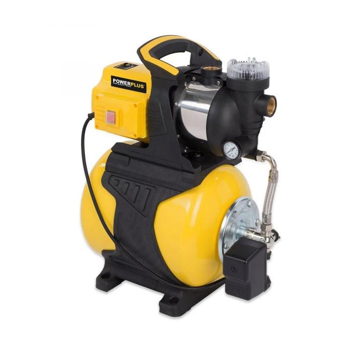 Хидрофорна помпа POWER PLUS POWXG9573 / 1000W, 19L