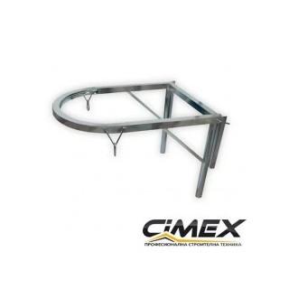 Метална рамка за улеи за строителни отпадъци CIMEX RCH-CMX