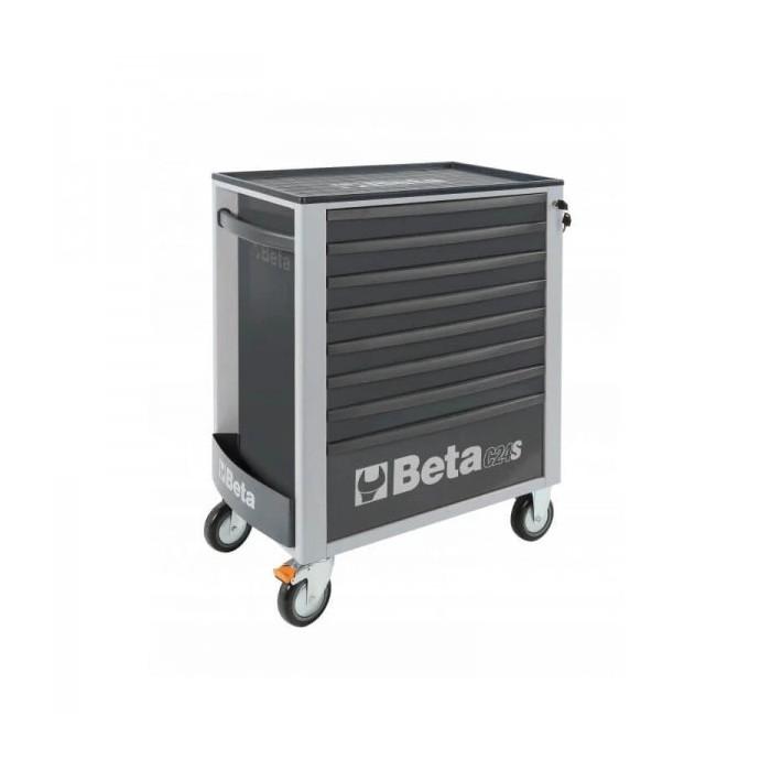 Количка за инструменти BETA 2400S-G8/E-XL-8 чекмеджета 384бр.