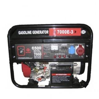 Генератор бензинов Weima WM 7000E3