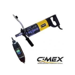Ръчна диамантено пробивна машина CIMEX HDCD165