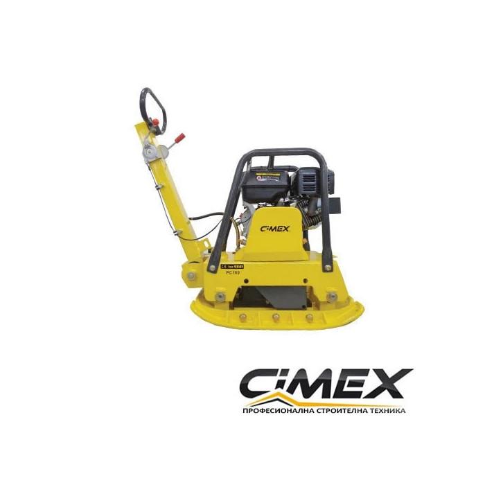 Виброплоча с реверсивна CIMEX CR160 - 30.5 kN