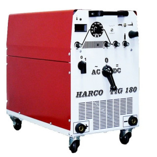 Апарат за ВИГ заваряване HARCO TIG 180 AC/DC
