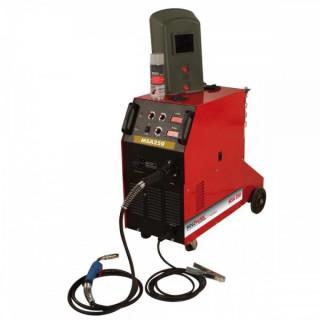 Телоподаващ заваръчен апарат Holzmann MSA250 / MIG/MAG/CO2
