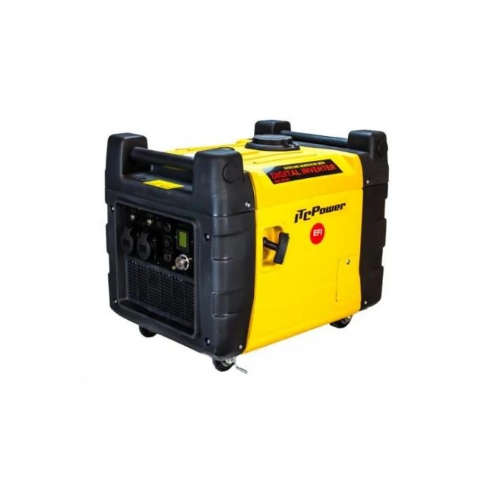 Инверторен генератор с ел.стартер Hyundai GG 5600SEi Pro