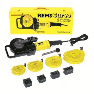 Тръбогиб електрически комплект REMS CURVO Set 16-32 мм 1000 W