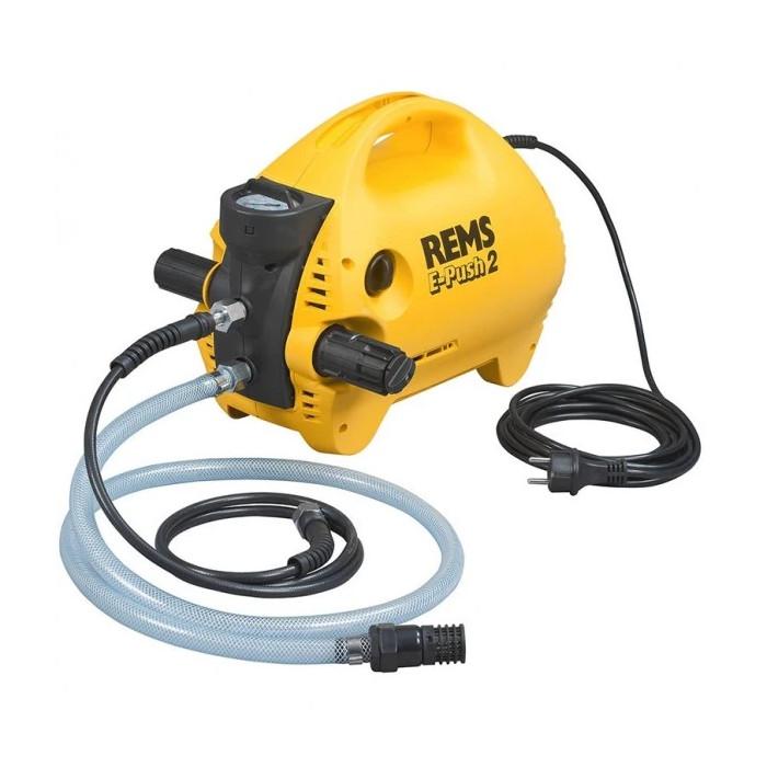 Уред за отпушване с вакуум REMS E-push 2 1300W