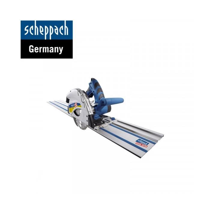 Ръчен потапящ циркуляр Scheppach PL55 1200 W