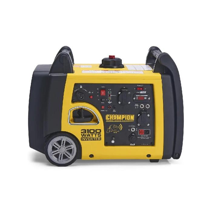 Инверторен генератор 3100 W CHAMPION 73001i-E