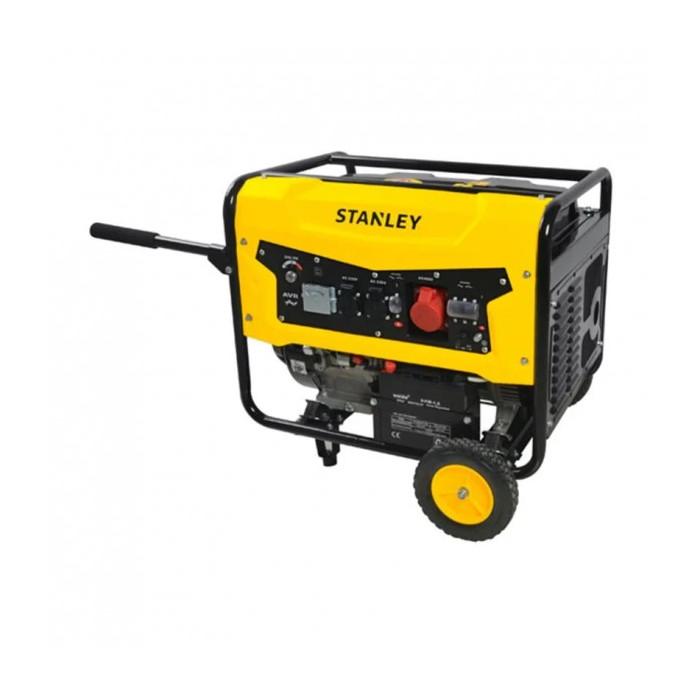 Електрогенератор STANLEY SG 7500 BASIC