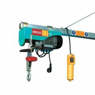 Електрическа лебедка Balkancar podem BCP MB 400 / 200 kg
