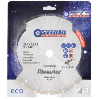 Диамантен диск за бетон SONNENFLEX SF83104 диаметър 230 мм