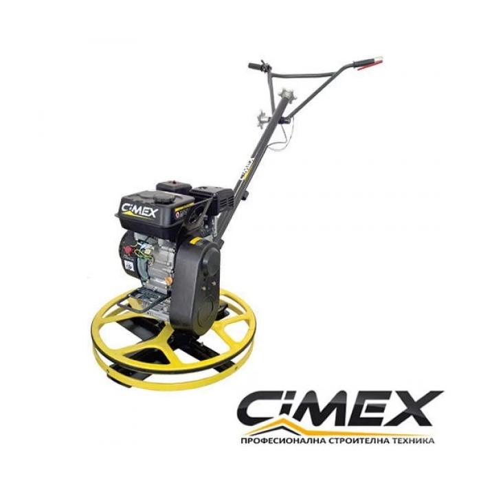 Пердашка за бетон Cimex модел PT600