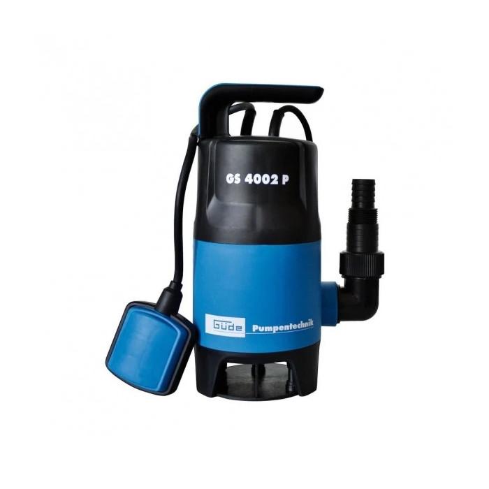 Помпа за замърсена вода GÜDE GS 4002 P /  400W