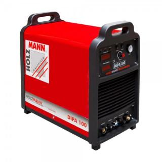 Инверторен апарат за плазмено рязане Holzmann DIPA100 / 20-100 A