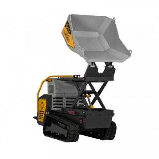 Mини дъмпер LUMAG VH 850HT / 11 к.с., функция High Tip