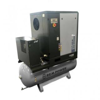Винтов компресор Elektro Maschinen EPM 1504/10/500 DR 14.7 HP