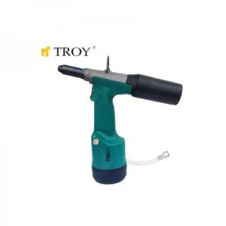 Пневматична нитачка TROY 18600 /  2,4 - 4,8 мм