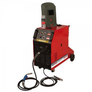 Телоподаващ заваръчен апарат Holzmann MSA315 / MIG/MAG/CO2