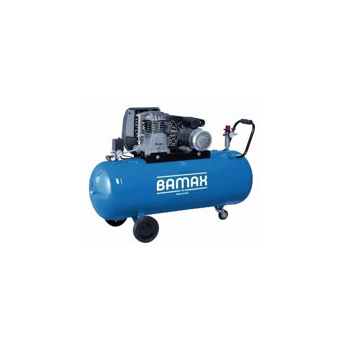 Компресор 200 литра / 3Hp - монофазен BAMAX